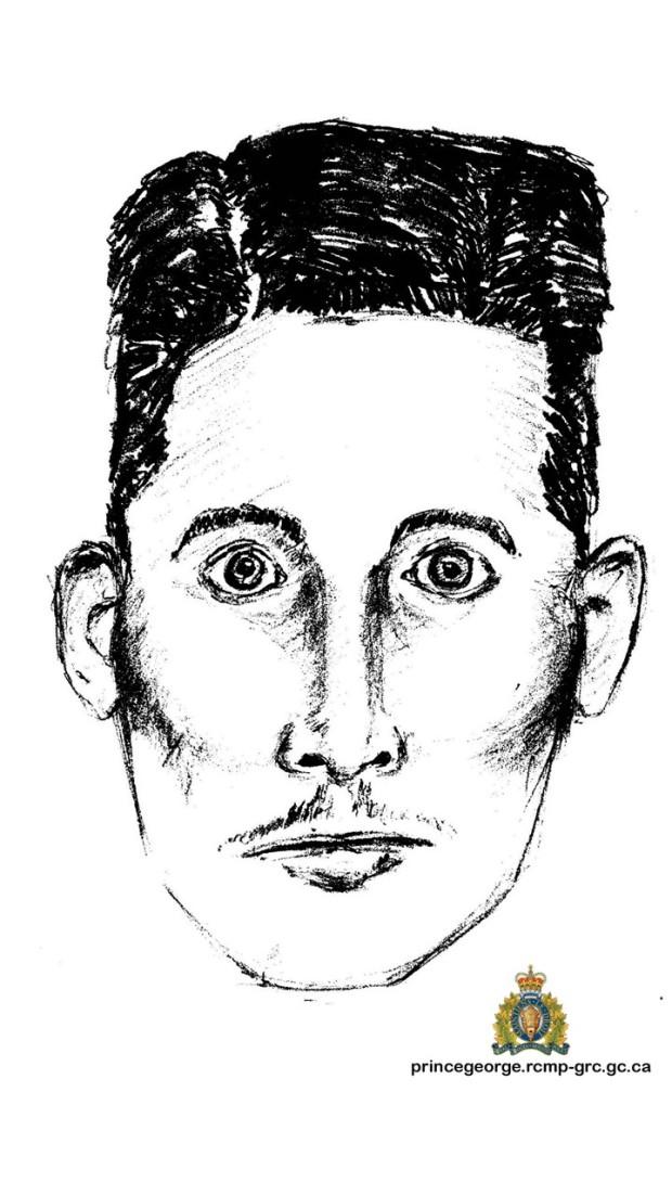 Suspect sketch w Crest