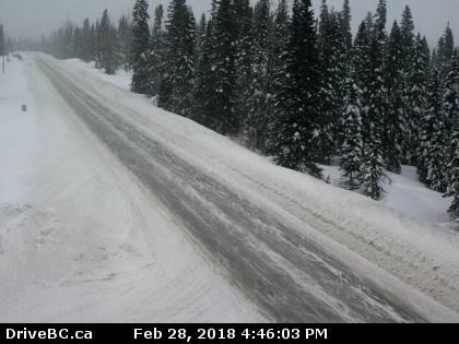 Weather Warning for the Pine Pass and BC North… – PJXM News