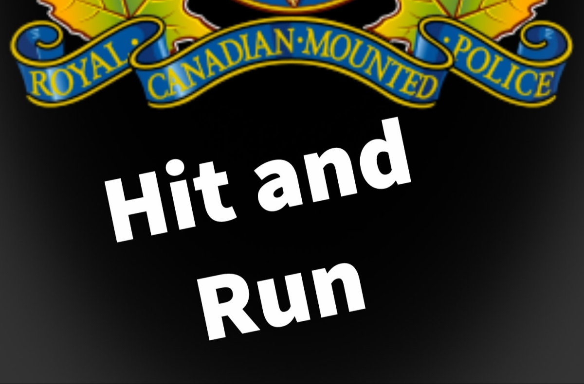 Police looking for witnesses to pedestrian Hit and Run incident...